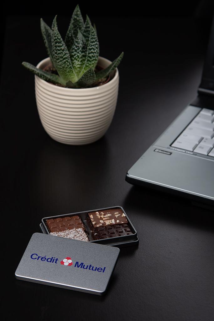 Illustration, chocolat