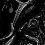 Eric pietralunga photographe Harley davidson moto