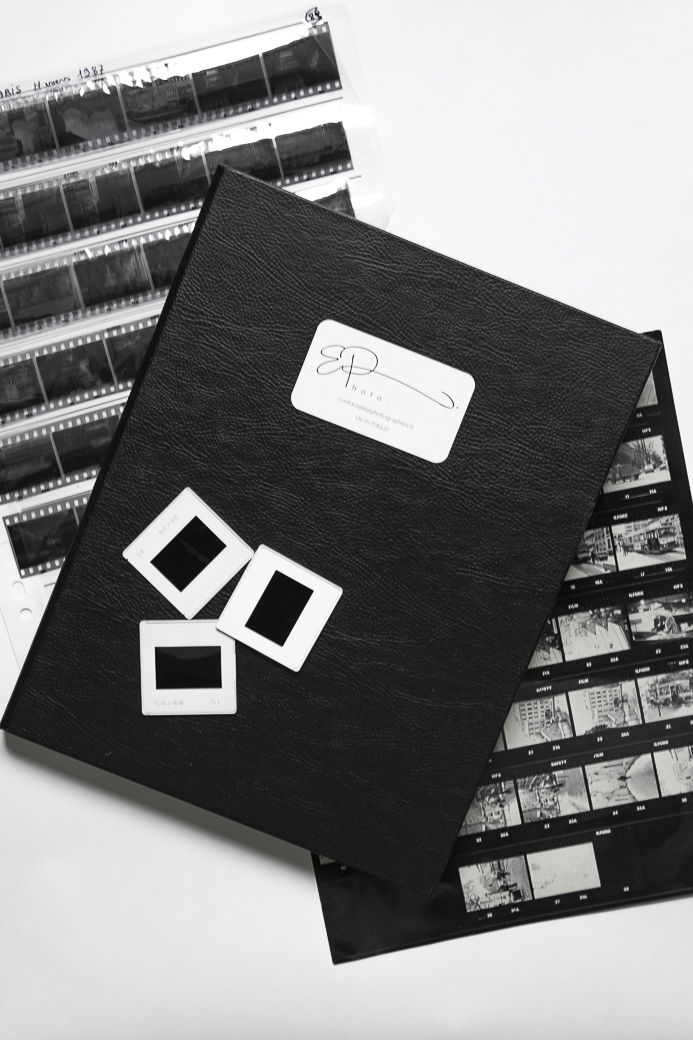Album et portfolio photographies