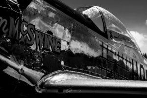 aviation P51 mustang