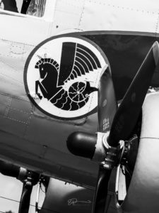 Aviation hélice transport