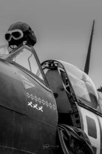 Aviation Meeting aerien spitfire